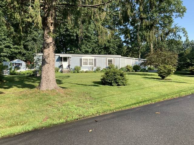 2 Stagecoach, Brookfield, MA 01506 (MLS #72894485) :: Welchman Real Estate Group