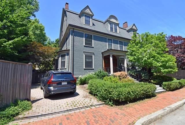 7 Farrar Street #7, Cambridge, MA 02138 (MLS #72894520) :: The Smart Home Buying Team