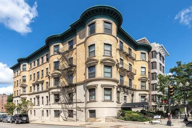 1091 Boylston St. #26, Boston, MA 02215 (MLS #72894561) :: RE/MAX Vantage