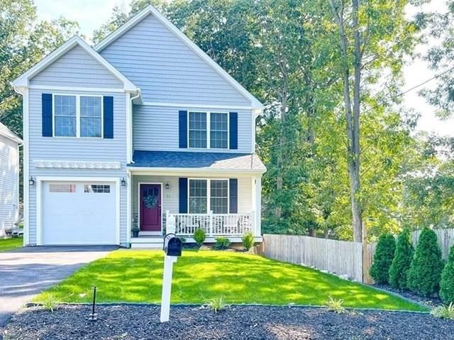 11 Mount Ave, Lincoln, RI 02865 (MLS #72894649) :: Westcott Properties