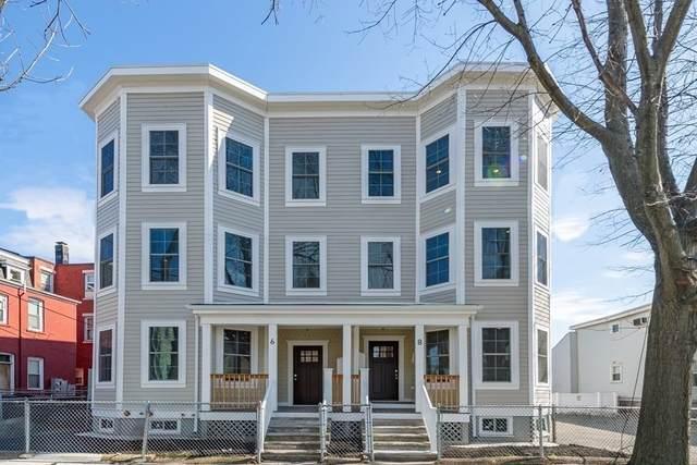 8 Rush St #1, Somerville, MA 02145 (MLS #72894688) :: Westcott Properties