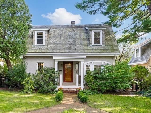 96 Florian St, Boston, MA 02130 (MLS #72894740) :: Welchman Real Estate Group
