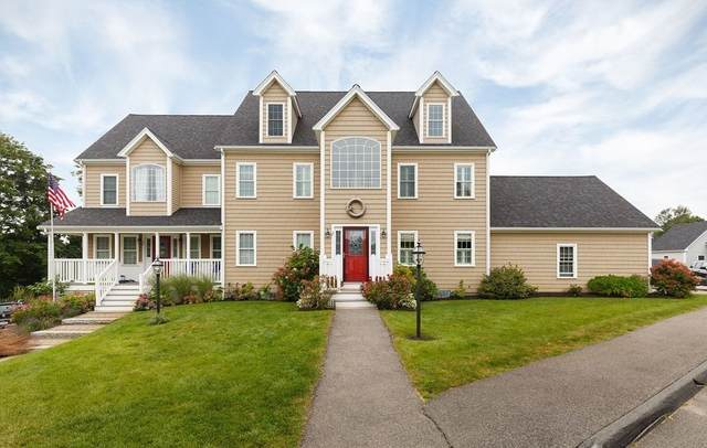 27 Rachels Way #27, Scituate, MA 02066 (MLS #72894773) :: The Seyboth Team