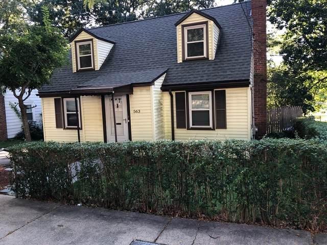 563 Poplar Street, Boston, MA 02131 (MLS #72894819) :: Westcott Properties