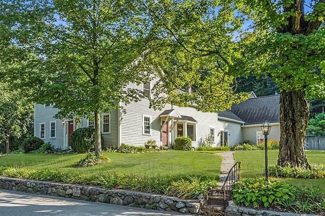 161 Haggetts Pond Road, Andover, MA 01810 (MLS #72894823) :: revolv