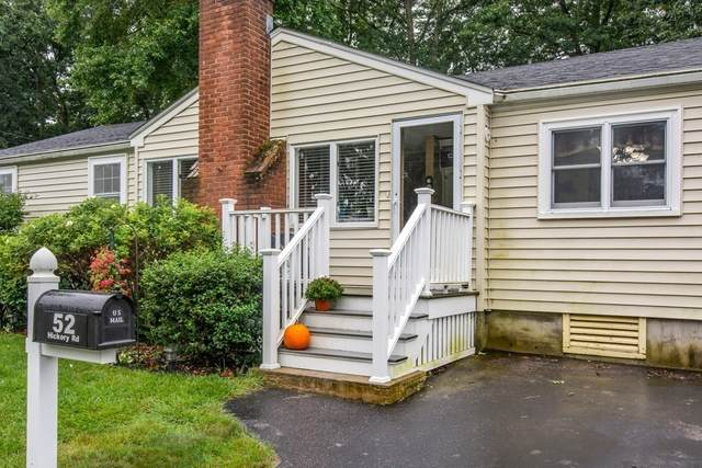 52 Hickory Rd, Norwood, MA 02062 (MLS #72894896) :: Trust Realty One