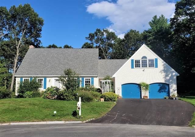 8 Michael Lane, Haverhill, MA 01830 (MLS #72894905) :: Welchman Real Estate Group