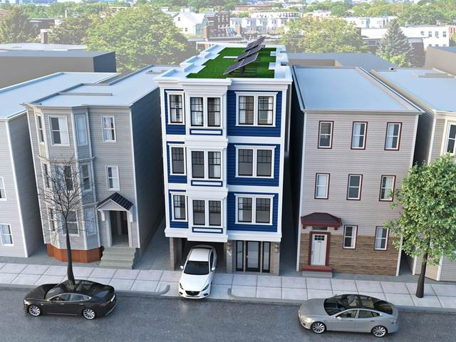 254 Paris Street, Boston, MA 02128 (MLS #72894917) :: Westcott Properties
