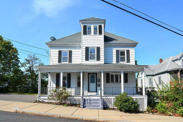 107-109 Plymouth Road, Malden, MA 02148 (MLS #72894924) :: EXIT Realty
