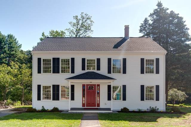 26 Brooks St, Upton, MA 01568 (MLS #72894942) :: The Duffy Home Selling Team
