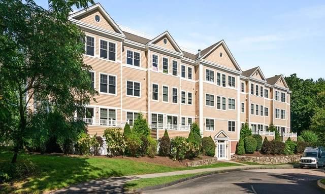 11 Cheriton Road 305 B, Boston, MA 02132 (MLS #72894973) :: revolv