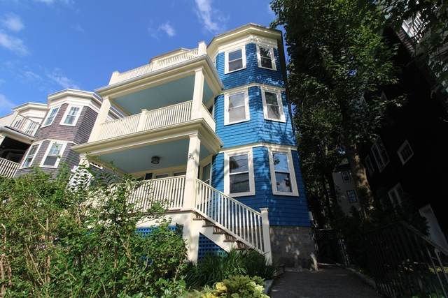 94 Forest Hills St #3, Boston, MA 02130 (MLS #72895012) :: Cape Cod and Islands Beach Properties
