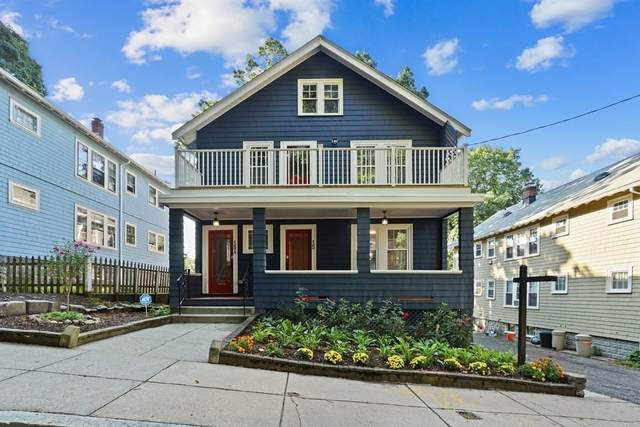 15a Goodway #1, Boston, MA 02130 (MLS #72895042) :: Cape Cod and Islands Beach Properties