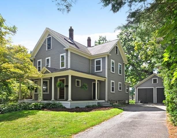 121 Grove Street, Concord, MA 01742 (MLS #72895063) :: Westcott Properties