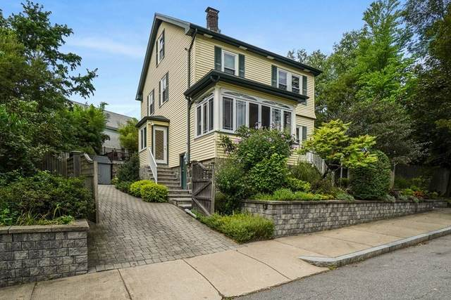 355 Metropolitan Avenue, Boston, MA 02131 (MLS #72895084) :: Westcott Properties