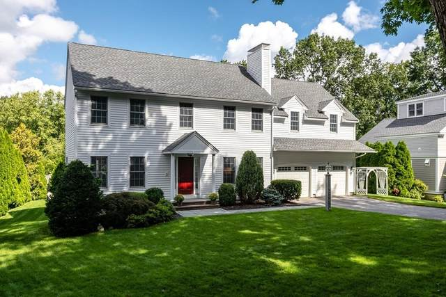 296 Old Marlboro Road, Concord, MA 01742 (MLS #72895092) :: Westcott Properties
