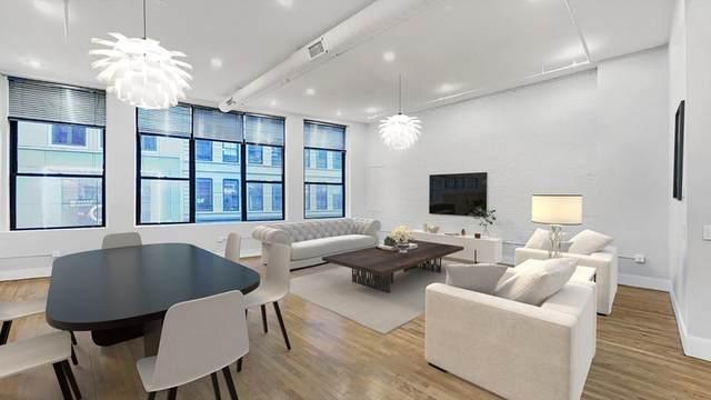 80 Summer Street #2, Boston, MA 02210 (MLS #72895116) :: Cape Cod and Islands Beach Properties