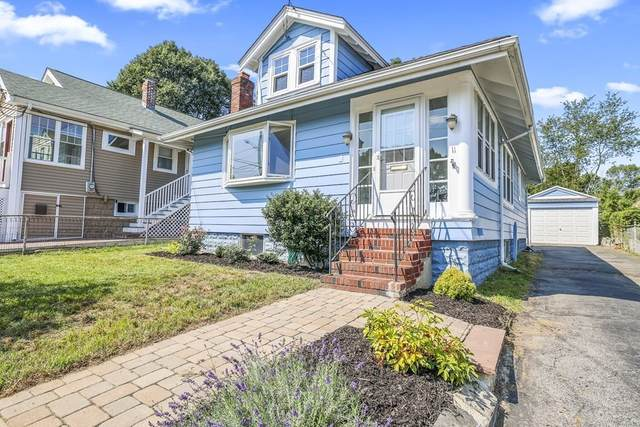 11 Cotuit St, Boston, MA 02132 (MLS #72895195) :: Trust Realty One