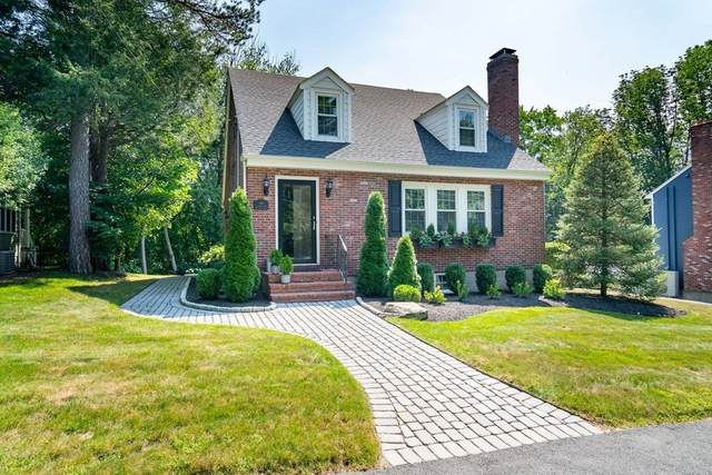 44 Coulton Park, Needham, MA 02492 (MLS #72895225) :: Trust Realty One