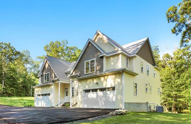 233 Green Street B, Boylston, MA 01505 (MLS #72895240) :: The Duffy Home Selling Team