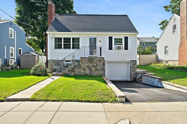 15 Burrwood Rd, Boston, MA 02132 (MLS #72895358) :: Trust Realty One