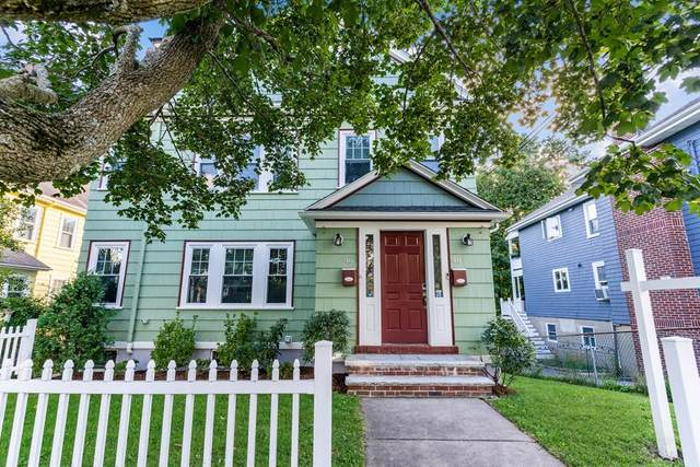 48 Sanborn Avenue #2, Boston, MA 02132 (MLS #72895448) :: Trust Realty One