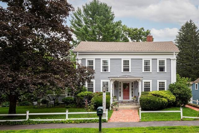 11 South St., Grafton, MA 01519 (MLS #72895515) :: Welchman Real Estate Group