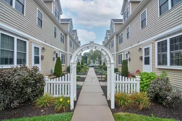 101 North Main Street A103, Mansfield, MA 02048 (MLS #72895531) :: Westcott Properties