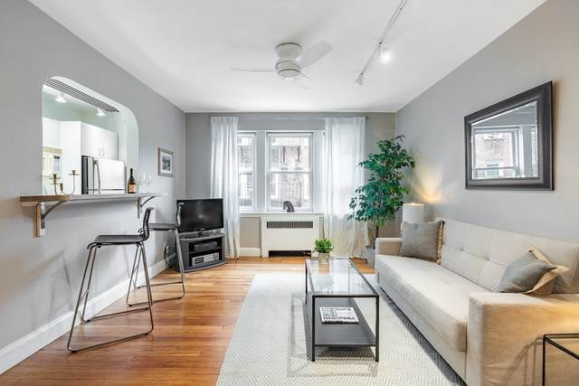 395 Broadway R2a, Cambridge, MA 02139 (MLS #72895609) :: The Ponte Group