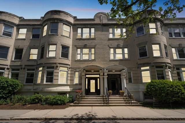 81 Park Street #1, Brookline, MA 02446 (MLS #72895648) :: Cape Cod and Islands Beach Properties