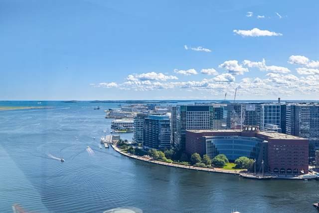 65 East India Row 32-G, Boston, MA 02110 (MLS #72895662) :: Cape Cod and Islands Beach Properties