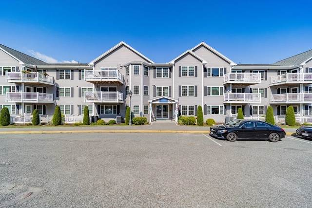 27 Greenleaves Dr. #706, Amherst, MA 01002 (MLS #72895668) :: Alfa Realty Group Inc