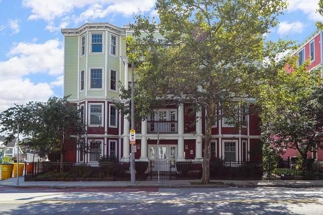 4040 Washington St #3, Boston, MA 02131 (MLS #72895689) :: Conway Cityside