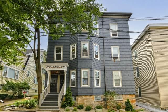 1 Boylston Place #1, Boston, MA 02130 (MLS #72895722) :: Cape Cod and Islands Beach Properties