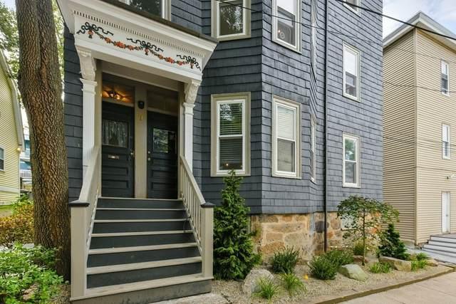 1 Boylston Place #2, Boston, MA 02130 (MLS #72895726) :: Cape Cod and Islands Beach Properties