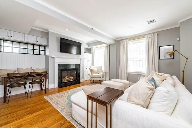 402 Marlborough St 1A, Boston, MA 02115 (MLS #72895754) :: Kinlin Grover Real Estate
