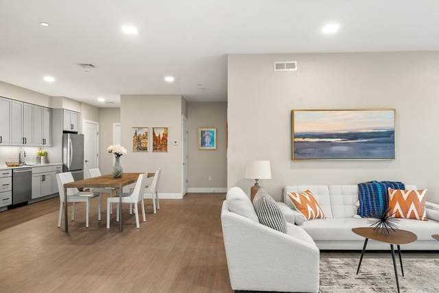 11 Walley Street #305, Boston, MA 02128 (MLS #72895814) :: Kinlin Grover Real Estate