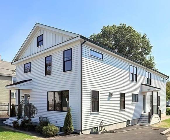 26 Lincoln Rd #1, Newton, MA 02458 (MLS #72895821) :: Trust Realty One