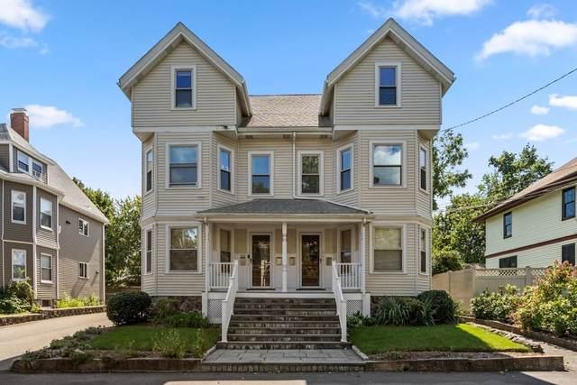 187 Brown Street #2, Waltham, MA 02453 (MLS #72895829) :: Trust Realty One