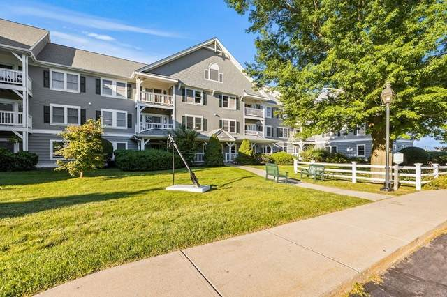 12 Meeting House Ln #307, Scituate, MA 02066 (MLS #72895848) :: Trust Realty One