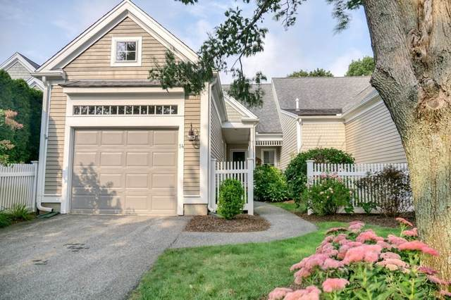 14 Turnberry Rd #14, Bourne, MA 02532 (MLS #72895888) :: Welchman Real Estate Group