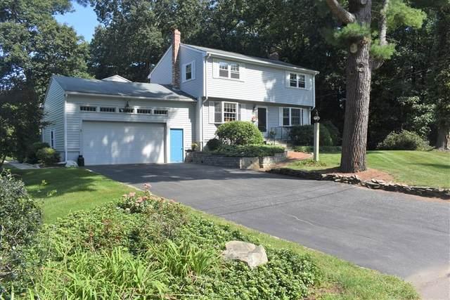 9 Hermosa Drive, Easton, MA 02375 (MLS #72895890) :: East Group, Engel & Völkers