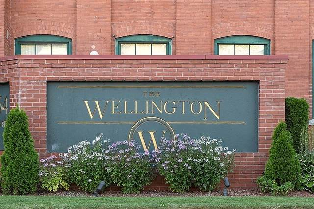 54 Green Street 408B, Leominster, MA 01453 (MLS #72895896) :: The Duffy Home Selling Team