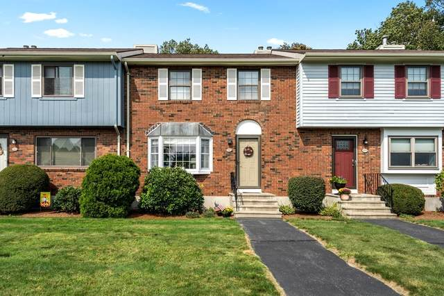 178 Worcester St #5, West Boylston, MA 01583 (MLS #72895902) :: The Duffy Home Selling Team