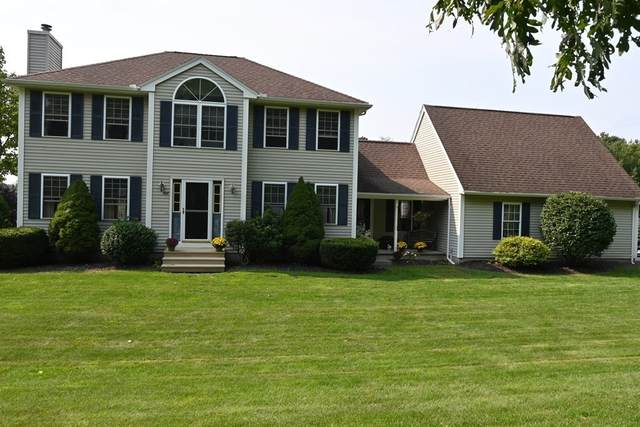 207 Paxton Rd, Spencer, MA 01562 (MLS #72895934) :: The Seyboth Team