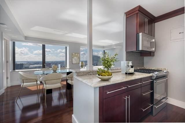 85 East India Row 34E, Boston, MA 02110 (MLS #72896021) :: Kinlin Grover Real Estate