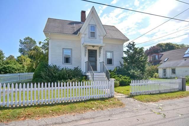 5 High Street, Rockport, MA 01966 (MLS #72896060) :: Boylston Realty Group