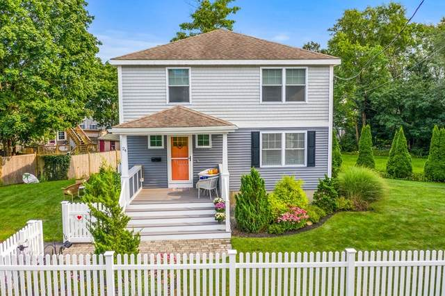 24 West Ave, Kingston, MA 02339 (MLS #72896065) :: The Smart Home Buying Team