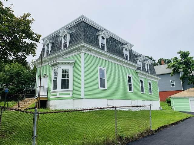 78 Oak St, Springfield, MA 01151 (MLS #72896084) :: Boylston Realty Group
