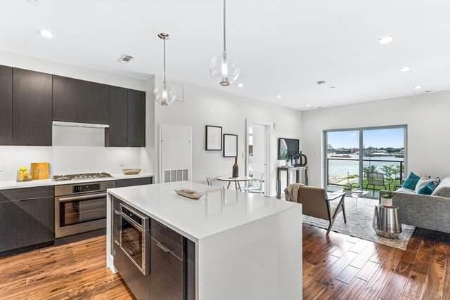 99 Sumner U: 421, Boston, MA 02128 (MLS #72896100) :: Kinlin Grover Real Estate